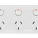 powerboard with switches