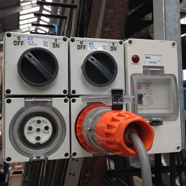 three phase power testing melbourne