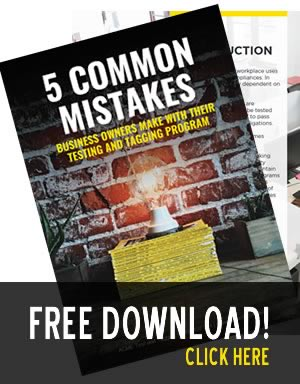 5 common test and tag mistakes