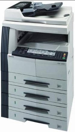 Kyocera A3 Multifunctional Printer (MFP) Recalled
