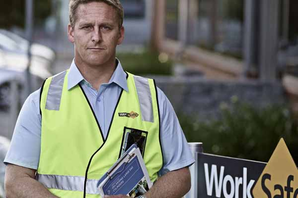 Worksafe Inspector