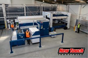 new touch industries laser cutter