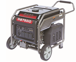 Recall RATO Generators Models R3000IE and R8750ID