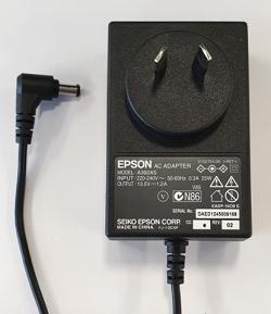 Recall Epson AC Adapter