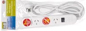 Mort Bay 4-Way Power Board Recalled